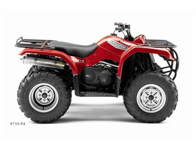 2007 Yamaha Grizzly 350 Auto. 4x4 in Eagle Bend, Minnesota