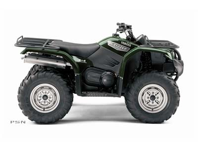 used 2007 yamaha grizzly 400 auto 4x4 atvs in lancaster nh. Black Bedroom Furniture Sets. Home Design Ideas
