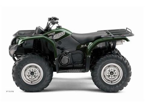 2007 Yamaha Grizzly 450 Auto. 4x4 in Amory, Mississippi