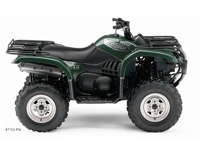 2007 Yamaha Grizzly 660 Auto. 4x4 for sale 64744
