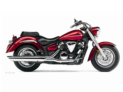 2007 Yamaha V Star® 1300 in Davenport, Iowa