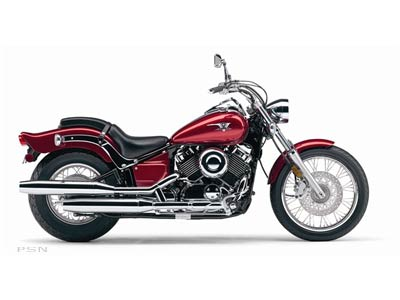 2007 Yamaha V Star® Custom in Leland, Mississippi