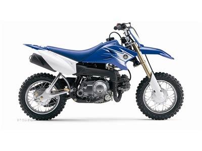 2007 TT-R50E