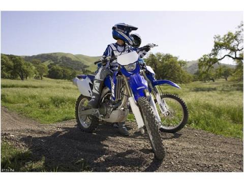 2007 Yamaha WR250F in Huntington Beach, California
