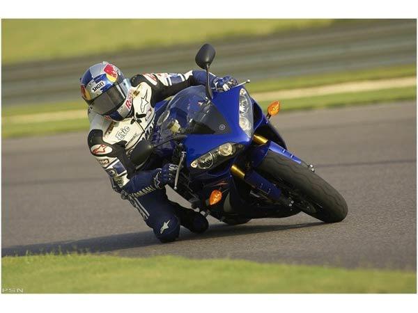 2007 Yamaha YZF-R1 6