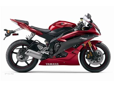 2007 Yamaha YZF-R6 in Norfolk, Virginia