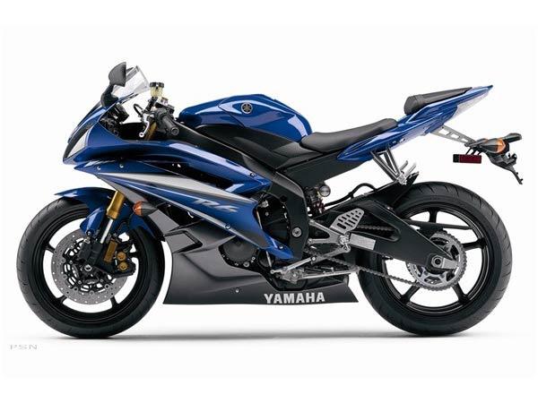 2007 Yamaha YZF-R6 2