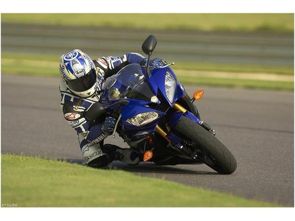 2007 Yamaha YZF-R6 8