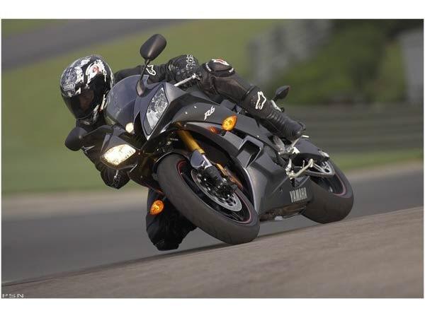 2007 Yamaha YZF-R6 10