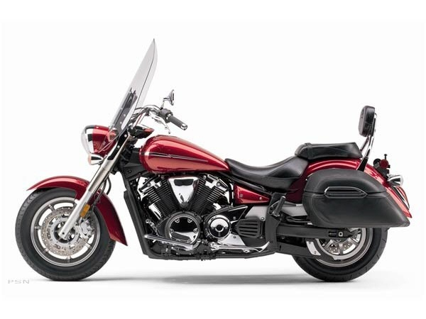 2007 Yamaha V Star® 1300 Tourer in Claysville, Pennsylvania