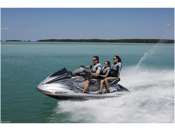 2007 Yamaha FX Cruiser® High Output in Willis, Texas