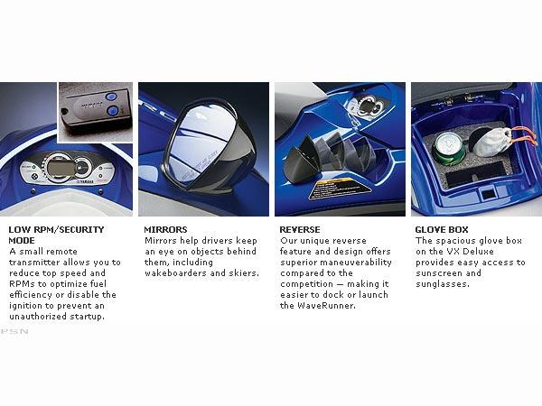 2007 Yamaha VX Deluxe 10