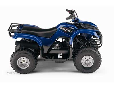 2008 Yamaha Grizzly 80 in Iowa City, Iowa - Photo 1