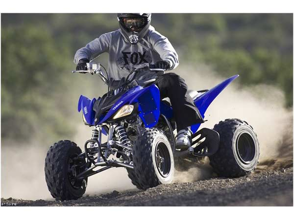 2008 Yamaha Raptor 250 in Olympia, Washington - Photo 9