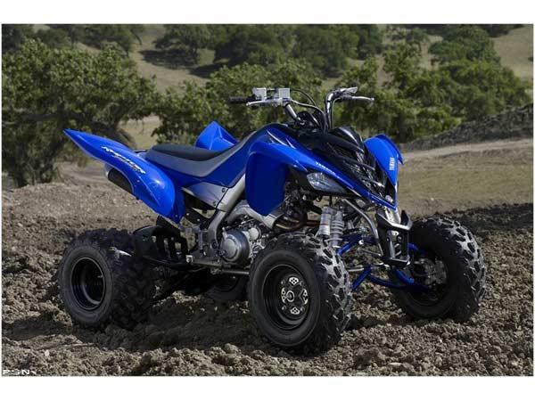 2008 Yamaha Raptor 700R 8