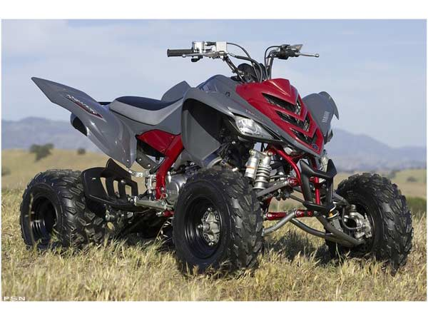 2008 Yamaha Raptor 700R 7
