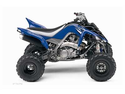 2008 Yamaha Raptor 700R 1