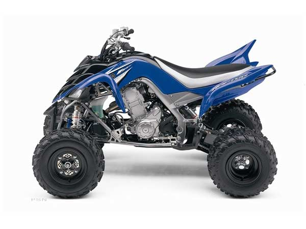 2008 Yamaha Raptor 700R 2