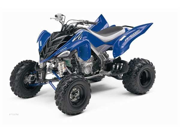 2008 Yamaha Raptor 700R 4