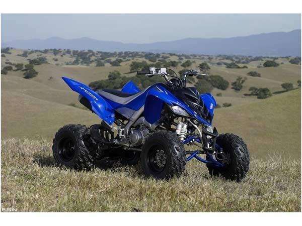 2008 Yamaha Raptor 700R 10