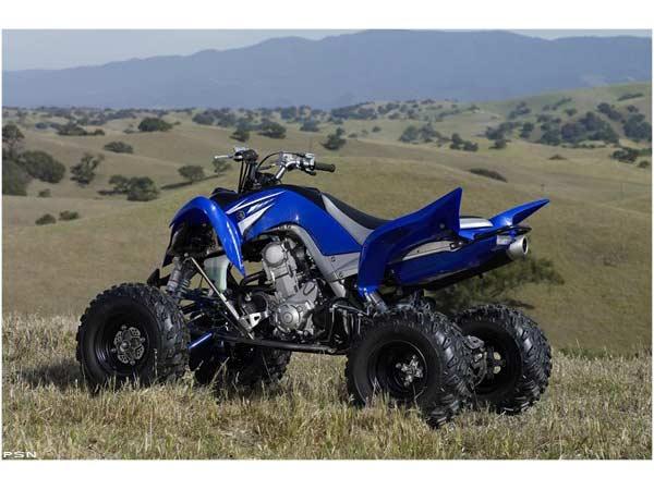 2008 Yamaha Raptor 700R 9