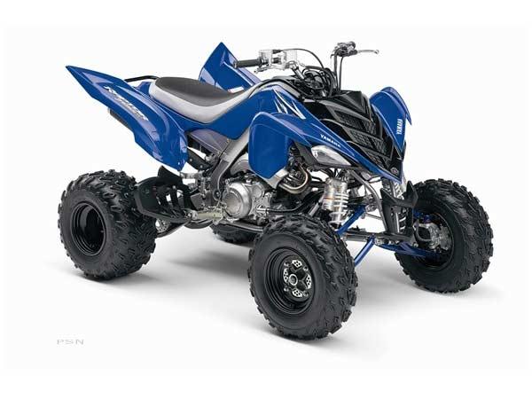 2008 Yamaha Raptor 700R 3