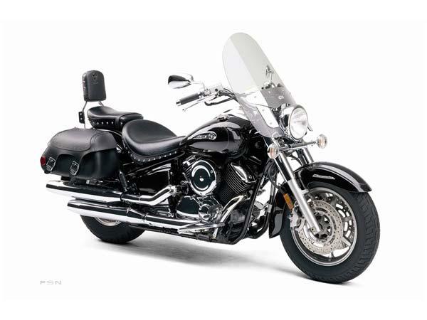 2008 Yamaha V Star 1100 10
