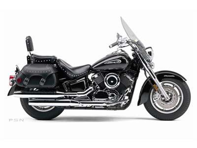 2008 Yamaha V Star 1100 8