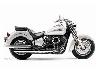 2008 Yamaha V Star 1100 in Johnson City, Tennessee