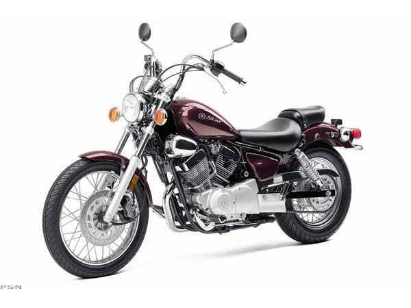 Used 2008 Yamaha V Star 250 Motorcycles in Elkhart, IN | Stock ...