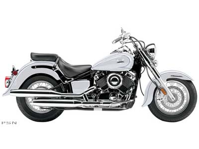 2008 Yamaha V Star 650 in Athens, Ohio