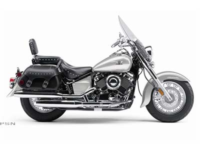 2008 Yamaha V Star® Silverado® in North Mankato, Minnesota