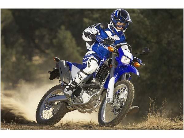 2008 Yamaha WR250R 4