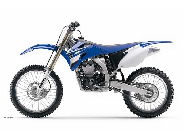 2008 Yamaha YZ250F in Tyrone, Pennsylvania - Photo 8