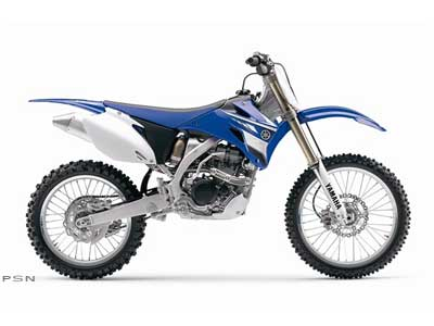 2008 Yamaha YZ250F in Wenatchee, Washington
