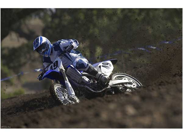 2008 Yamaha YZ250F in Tyrone, Pennsylvania - Photo 13