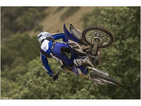 2008 Yamaha YZ250F in Tyrone, Pennsylvania - Photo 11
