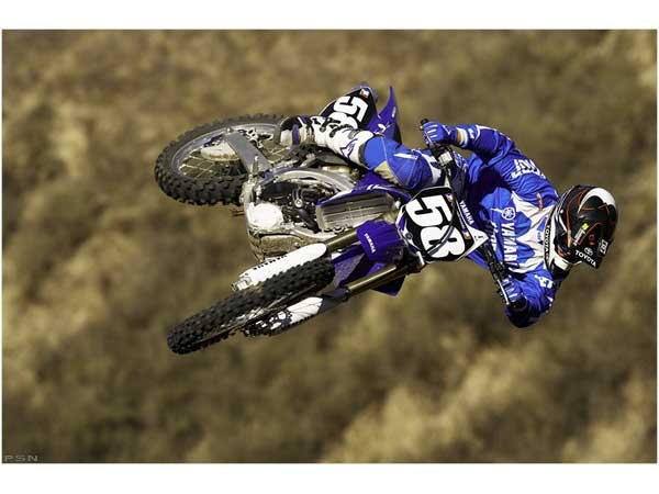 2008 Yamaha YZ250F in Tyrone, Pennsylvania - Photo 14