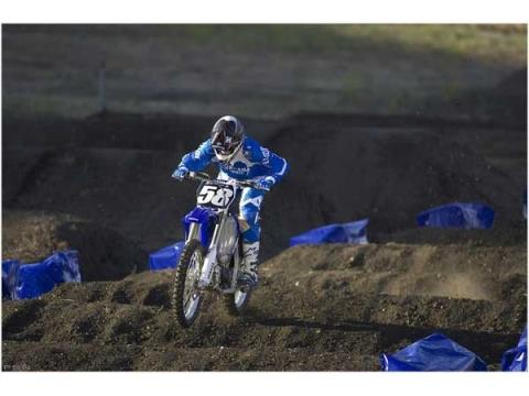 2008 Yamaha YZ250F in Tyrone, Pennsylvania - Photo 12