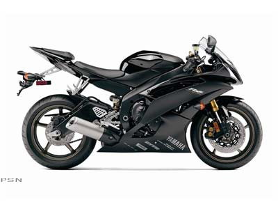 2008 Yamaha R6S in Danville, West Virginia