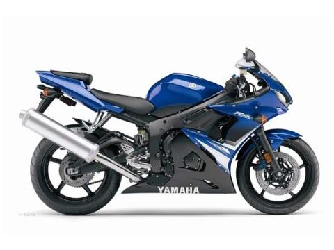 2008 Yamaha R6S in Johnstown, Pennsylvania