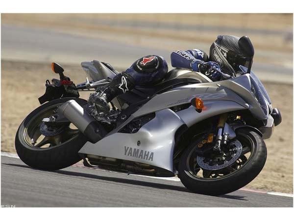 2008 Yamaha YZF-R6 6