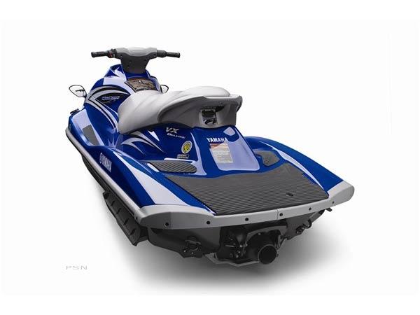 2008 Yamaha VX Deluxe 6