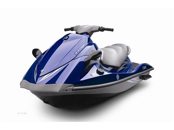 2008 Yamaha VX Deluxe 5