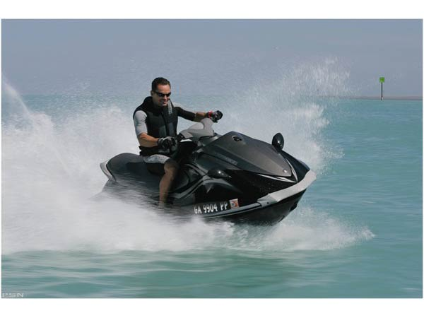 2008 Yamaha VX Deluxe 11