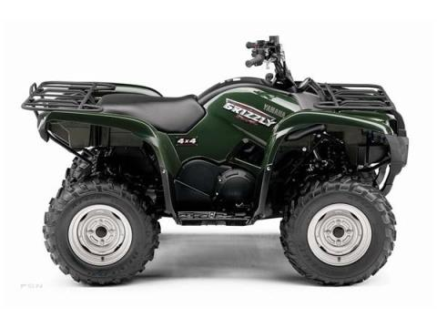 2009 Yamaha Grizzly 550 FI Auto. 4x4 in Webster, Texas