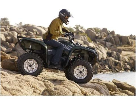 2009 Yamaha Grizzly 550 FI Auto. 4x4 EPS in Sandpoint, Idaho - Photo 5