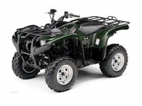 2009 Yamaha Grizzly 550 FI Auto. 4x4 EPS in Sandpoint, Idaho - Photo 4