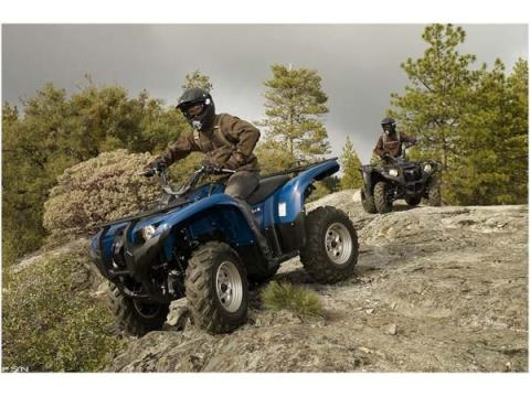2009 Yamaha Grizzly 550 FI Auto. 4x4 EPS in Sandpoint, Idaho - Photo 8