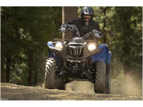 2009 Yamaha Grizzly 550 FI Auto. 4x4 EPS in Sandpoint, Idaho - Photo 7
